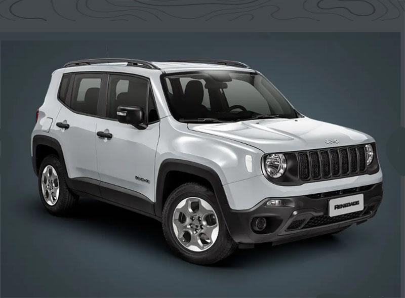 Jeep Renegade STD 1.8