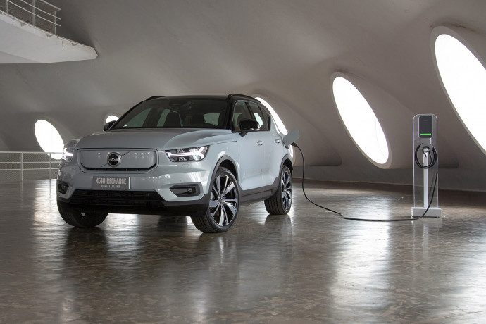 Volvo XC40 Recharge Pure Electric terá mais 150 veículos disponível para venda