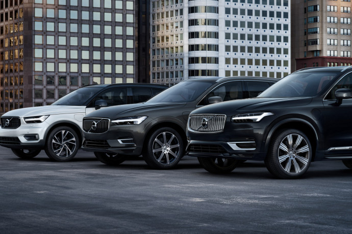 Volvo bate recordes e fecha o ano entre as melhores