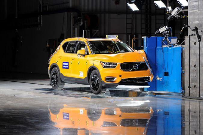 Volvo vai compartilhar seus conhecimentos sobre segurança com outras marcas