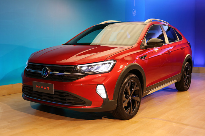 Volkswagen anuncia desafio gratuito em vencedor ganha um Nivus
