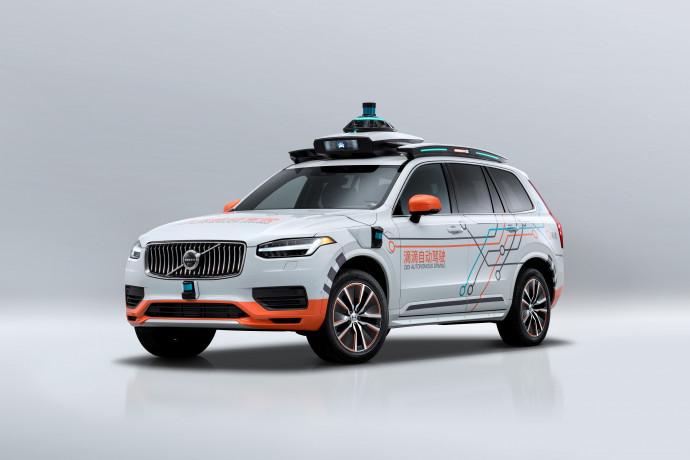 Volvo Cars intensifica testes para frota de modelos autônomos
