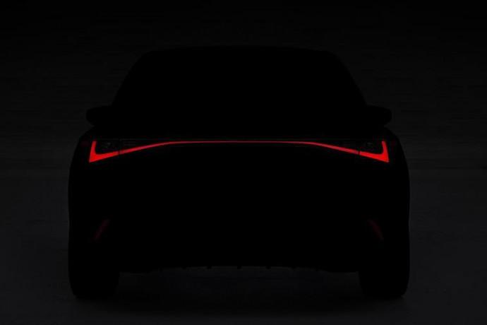 Lexus revela o novo IS