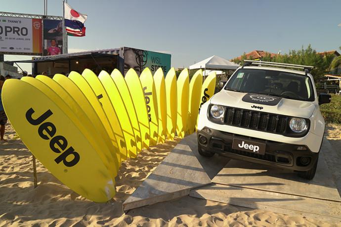 Jeep Renegade ganha série especial WSL
