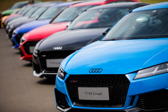 Audi abre inscrições para Driving Experience com nova linha de esportivos