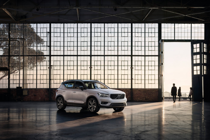 Volvo abre pré-venda do novo XC40 T5 R-Design Plug-in Hybrid