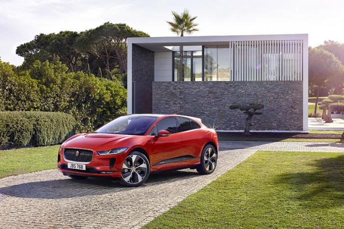 Primeiro veículo 100% elétrico da Jaguar, I-PACE chega ao Brasil