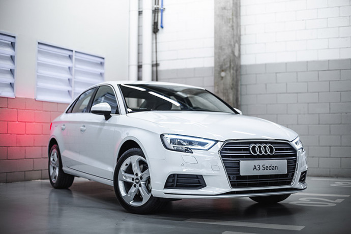Audi A3 ganhar versão especial para celebrar 25 anos da marca no País