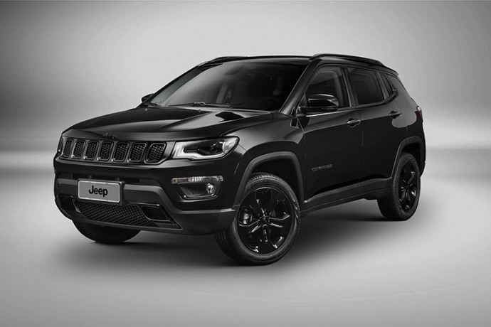 Jeep Compass Night Eagle 2020 Preco