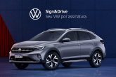 Nivus estreia no VW Sign&Drive