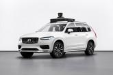 Volvo e Uber apresentam produção de veículos prontos para direção autônoma