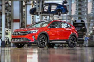 Volkswagen inicia produção do Nivus em São Bernardo do Campo