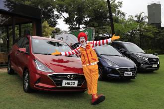 "Hyundai Brasil promove ""Test Drive Solidário"""