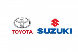 Toyota e Suzuki assinam acordo de aliança de capital