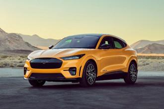 Mustang Mach-E GT Performance Edition irá de 0 a 100 km/h em 3,5 segundos