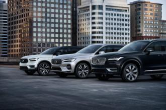 Volvo Cars é a única montadora a conquistar o Top Safety Pick Plus em toda linha