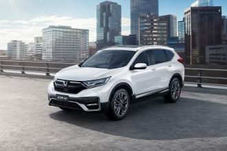 Honda CR-V 2021 chega com novo design e mais equipamentos