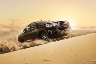 Hilux GR-S agora tem opção de motor V6 a gasolina
