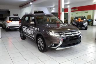 Mitsubishi Outlander zero km mais barata do Brasil