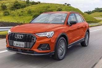 Audi Q3 lidera vendas no segmento premium em fevereiro