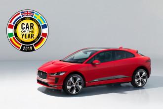 Jaguar I-PACE é eleito o carro do ano na Europa