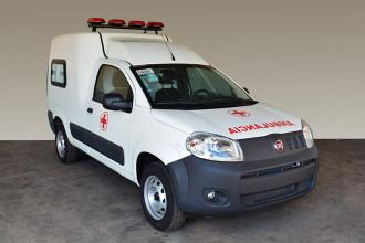 Fiat lança Fiorino Ambulância