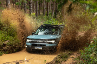 Ford anuncia o Bronco Sport no Brasil
