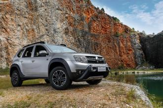 Renault lança série limitada do Duster em parceria com GoPro