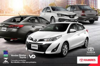 Quem pode comprar um Toyota PCD com mais de 20% de desconto?