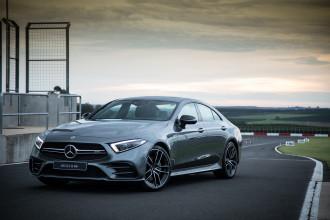 Mercedes-AMG CLS 53 une performance e eficiência
