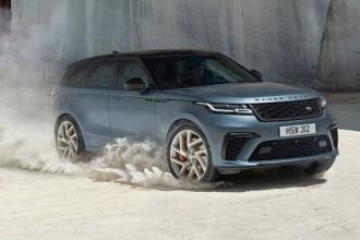 Range Rover Velar ganha versão limitada SVAutobiography Dynamic