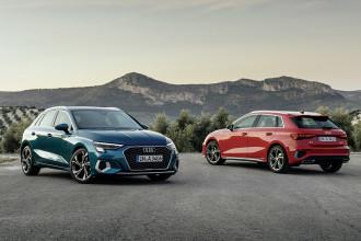 Novos Audi A3 Sedan e Audi A3 Sportback entram em pré-venda