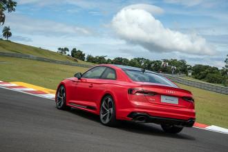 Novo Audi RS 5 Coupé chega ao Brasil