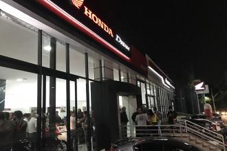 Honda Dream inaugura concessionária em Campinas