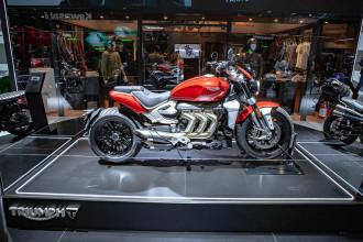 Salão Duas Rodas 2019 traz diversas motos especiais