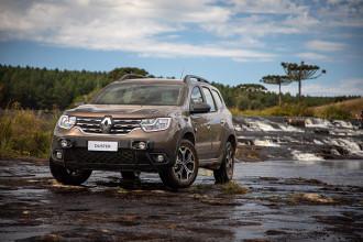 Renault Duster 2021 chega com novo design