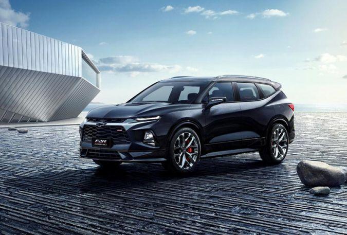 Carro de sete lugares: veja o novo Chevrolet Blazer que virá para o Brasil