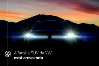 Volkswagen divulga teaser do Tarek