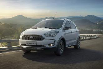 Ford Ka é o segundo mais vendido em junho