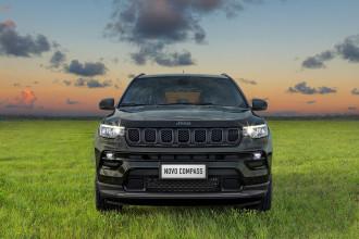 Novo Jeep Compass tem mais versões T270 Turbo Flex em pré-venda