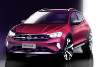 Volkswagen Nivus será apresentado hoje