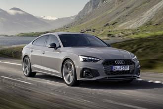 Novo Audi A5 Sportback entra em pré-venda