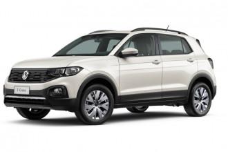 Volkswagen T-Cross Sense agora está disponível para o cliente final