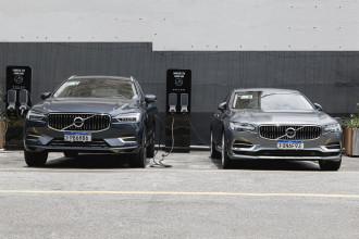 Volvo lança programa Volvo Lovers e emprestará gratuitamente carros híbridos