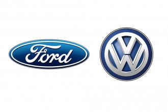 Ford e Volkswagen ampliam sua colaboração global