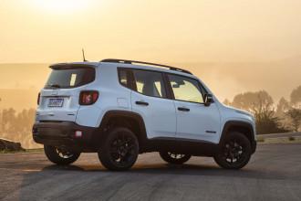Jeep Renegade tem recorde de vendas e ultrapassa marca de 300 mil unidades