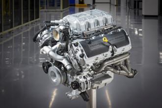 Novo Ford Mustang Shelby GT500 de 770 cv será o carro de rua mais potente da marca