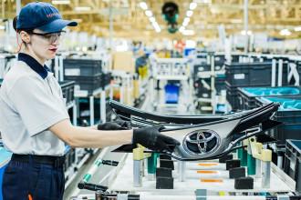 Toyota investirá R$ 1 bilhão em sua fábrica de Sorocaba para produzir novo veículo
