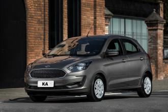Ford comunica recall de modelos EcoSport e Ka