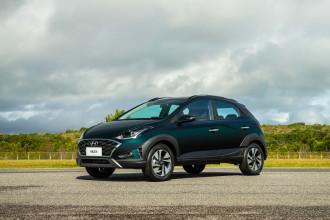 Novo Hyundai HB20X começa a ser vendido